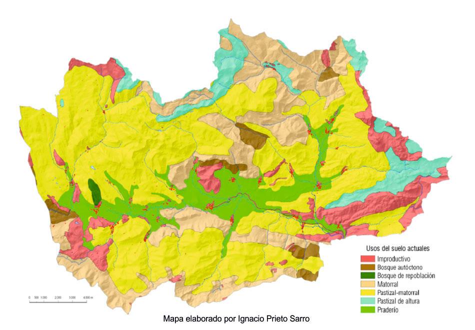 mapa usos del suelo